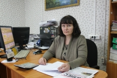 Нина Сергеевна Тиханова